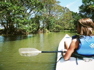 Kayaking Ometepe