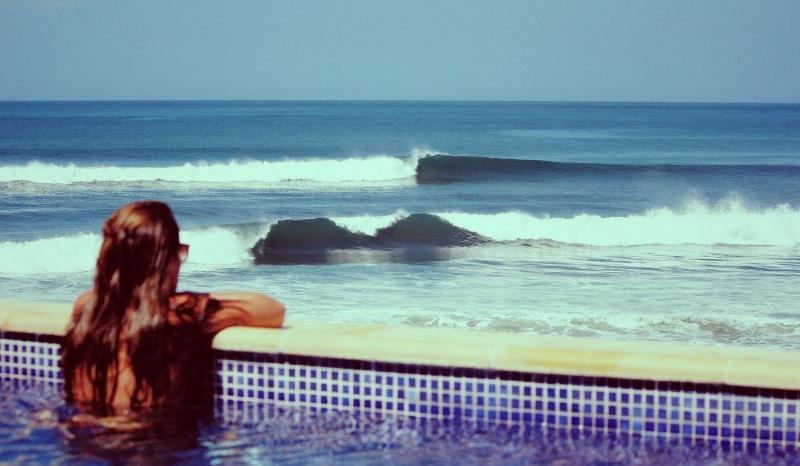 Swell on the horizon
