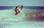 Surfing Rancho